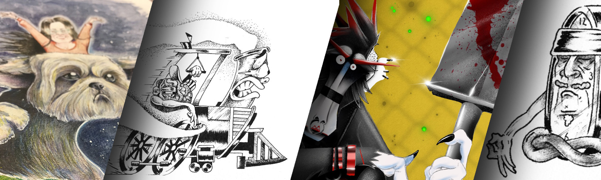 Caricature & Custom Illustration